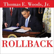 Rollback by Thomas E. Woods audiobook