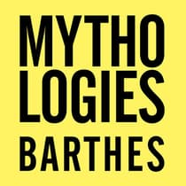 Mythologies by Roland Barthes audiobook