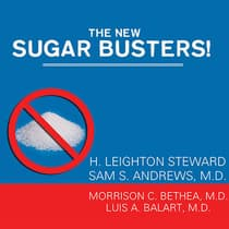 The New Sugar Busters! by H. Leighton Steward audiobook