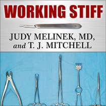 Working Stiff by Judy Melinek audiobook