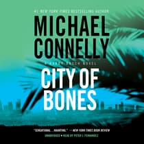 City of Bones by Michael Connelly audiobook