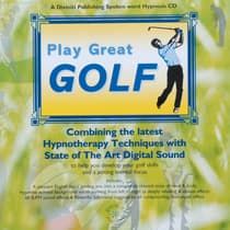 Play Great Golf by Glenn Harrold audiobook