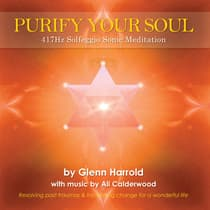 417Hz Solfeggio Meditation: Facilitating Change by Glenn Harrold audiobook