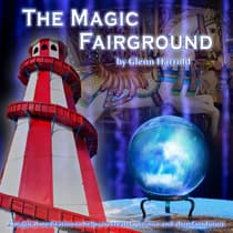 The Magic Fairground by Glenn Harrold audiobook