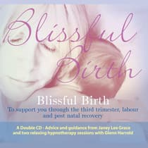 Blissful Birth by Glenn Harrold audiobook