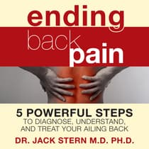 Ending Back Pain by Jack Stern audiobook