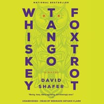 Whiskey Tango Foxtrot by David Shafer audiobook