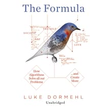 The Formula by Luke Dormehl audiobook