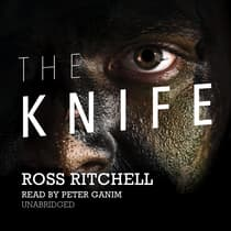 The Knife by Ross Ritchell audiobook