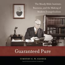 Guaranteed Pure by Timothy E. W.  Gloege audiobook