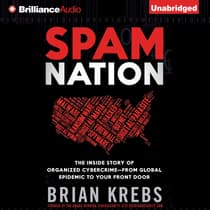 Spam Nation by Brian Krebs audiobook
