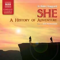She by H. Rider Haggard audiobook