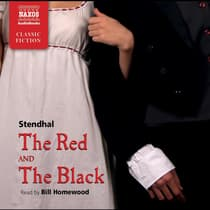 The Red and the Black by Stendhal audiobook