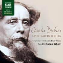 Charles Dickens: A Portrait in Letters by Charles Dickens audiobook