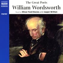 William Wordsworth by William Wordsworth audiobook