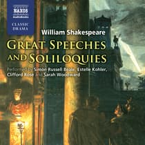 Great Speeches & Soliloquies of Shakespeare by William Shakespeare audiobook