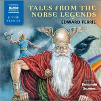 Tales from the Norse Legends by Edward Ferrie audiobook