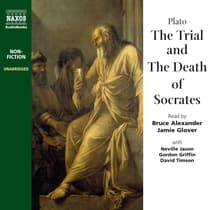The Trial and Death of Socrates by Plato audiobook