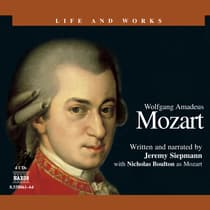 Mozart by Jeremy Siepmann audiobook