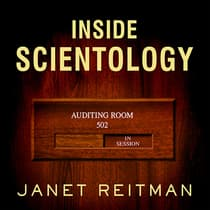 Inside Scientology by Janet Reitman audiobook
