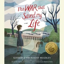 The War That Saved My Life by Kimberly Brubaker Bradley audiobook