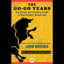 The Go-Go Years by John Brooks audiobook