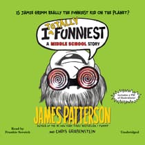 I Totally Funniest by James Patterson audiobook