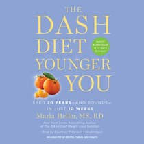 The DASH Diet Younger You by Marla Heller audiobook
