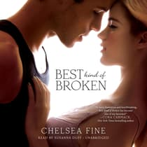Best Kind of Broken by Chelsea Fine audiobook