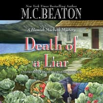Death of a Liar by M. C. Beaton audiobook