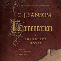 Lamentation by C. J. Sansom audiobook