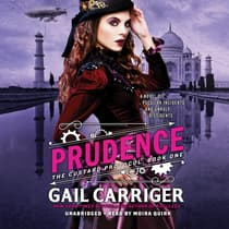 Prudence by Gail Carriger audiobook