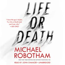 Life or Death by Michael Robotham audiobook