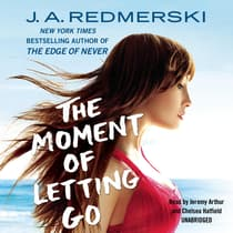 The Moment of Letting Go by J. A. Redmerski audiobook
