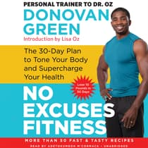 No Excuses Fitness by Donovan Green audiobook
