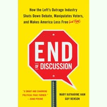 End of Discussion by Mary Katharine Ham audiobook