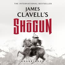 Shōgun by James Clavell audiobook