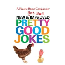 New and Not Bad Pretty Good Jokes by Garrison Keillor audiobook
