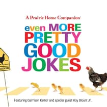 Even More Pretty Good Jokes by Garrison Keillor audiobook