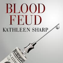 Blood Feud by Kathleen Sharp audiobook