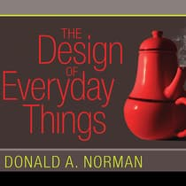 The Design of Everyday Things by Donald A. Norman audiobook