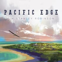 Pacific Edge  by Kim Stanley Robinson audiobook