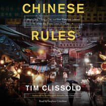 Chinese Rules by Tim Clissold audiobook
