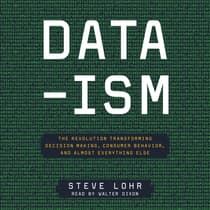 Data-ism by Steve Lohr audiobook