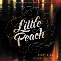 Little Peach by Peggy Kern audiobook