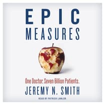 Epic Measures by Jeremy N. Smith audiobook