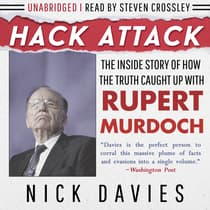 Hack Attack by Nick Davies audiobook