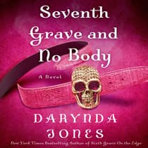 Seventh Grave and No Body by Darynda Jones audiobook