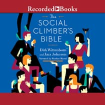 The Social Climber's Bible by Dirk Wittenborn audiobook