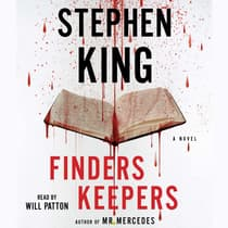Finders Keepers by Stephen King audiobook